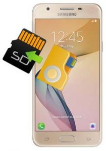 Samsung Galaxy J5 Prime dosyaları SD karta taşıma