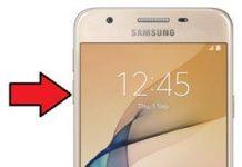 Samsung Galaxy J5 Prime güvenli mod