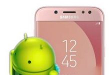 Samsung Galaxy J5 Pro güncelleme