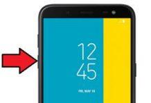 Samsung Galaxy J6 güvenli mod