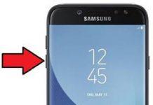 Samsung Galaxy J7 2017 güvenli mod