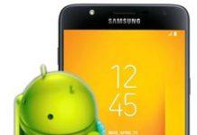 Samsung Galaxy J7 Duo güncelleme