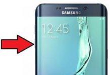 Samsung Galaxy S6 Edge Plus güvenli mod
