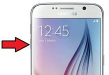 Samsung Galaxy S6 güvenli mod