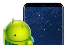 Samsung Galaxy S8 Plus güncelleme