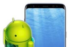 Samsung Galaxy S8 güncelleme