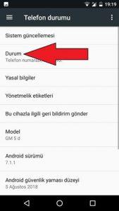 General Mobile Android sürümü