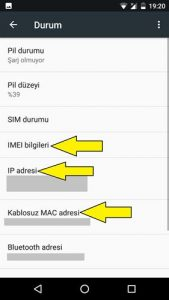 General Mobile Android sürümü