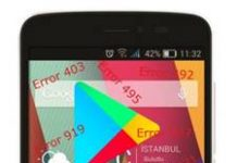 General Mobile Discovery 2 Mini Google Play hataları