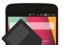 General Mobile Discovery 2 Mini SD kart biçimlendirme