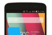 General Mobile Discovery 2 Mini gelen arama ekranı