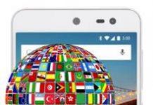 General Mobile GM 4G dil değiştirme