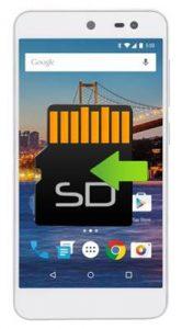 General Mobile GM 4G uygulamaları hafıza kartına taşıma