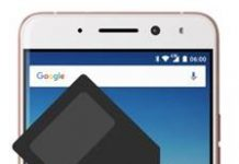 General Mobile GM 5 Plus SD kart biçimlendirme