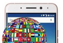 General Mobile GM 5 Plus dil değiştirme