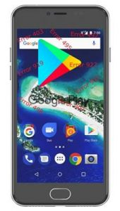 General Mobile GM 6 Google Play hataları