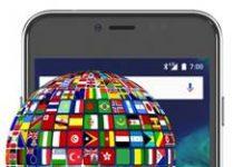 General Mobile GM 6 dil değiştirme