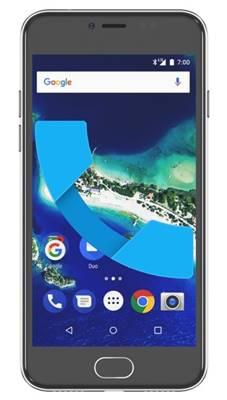 General Mobile GM 6 gelen arama ekranı