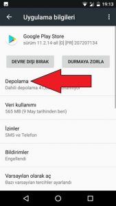 General Mobile Google Play hataları