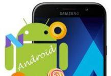 Samsung Galaxy A7 2017 Android sürümü öğrenme