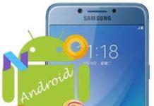 Samsung Galaxy C5 Pro Android sürümü öğrenme