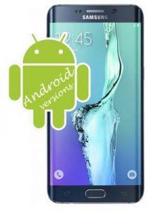 Samsung Galaxy S6 Edge Plus Android sürümü