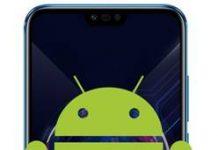 Huawei Honor 10 GT kodlar