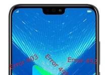 Huawei Honor 8X Google Play hataları
