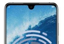 Huawei Honor 8X Max parmak izi ekleme