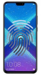 Huawei Honor 8X parmak izi ekleme