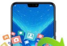 Huawei Honor 8X veri yedekleme
