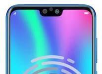 Huawei Honor 9N parmak izi ekleme