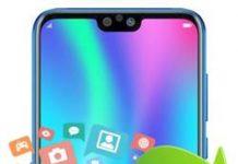 Huawei Honor 9N veri yedekleme