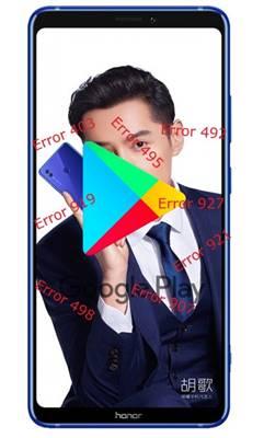 Huawei Honor Note 10 Google Play Store Hataları ve Çözümleri | Mobil