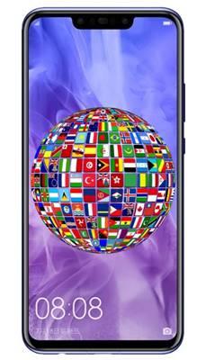 Huawei Nova 3 dil değiştirme