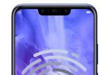 Huawei Nova 3 parmak izi ekleme