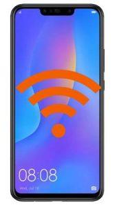Huawei P Smart Plus ağ ayarları sıfırlama