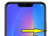 Huawei P Smart Plus ekran görüntüsü alma