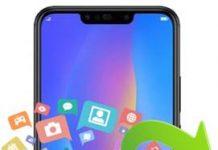 Huawei P Smart Plus veri yedekleme