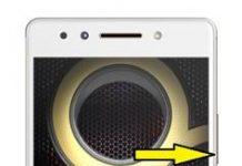 Lenovo K8 Note ekran görüntüsü alma