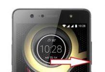 Lenovo K8 Plus ekran görüntüsü alma