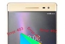 Lenovo Phab 2 Pro Google Play Store hataları