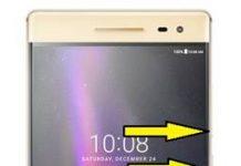 Lenovo Phab 2 Pro ekran görüntüsü alma