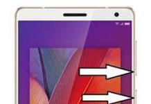 Lenovo ZUK Edge ekran görüntüsü alma