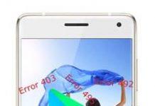 Lenovo ZUK Z2 Pro Google Play Store hataları