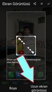 Lenovo ekran görüntüsü alma