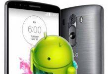LG G3 fabrika ayarları döndürme
