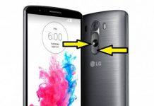 LG G3 kurtarma modu