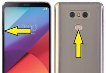 LG G6 Plus format atma