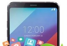 LG G6 Plus veri yedekleme